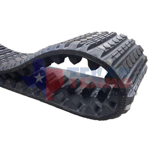 CAT 257b Rubber Tracks For sale