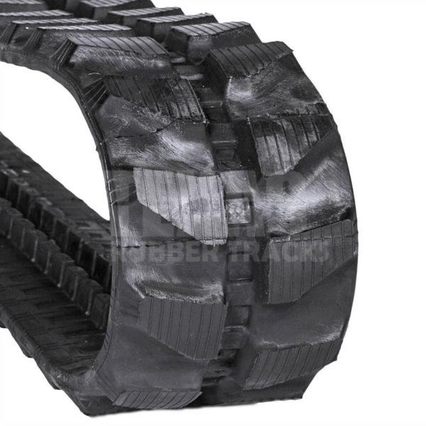 kubota rubber tracks kx41l mini ex