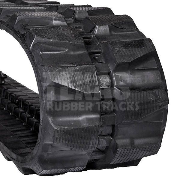 John Deere 50D rubber Tracks Serial Number 275361
