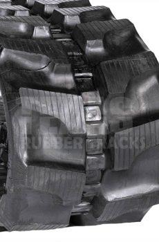 takeuchi tb240 excavator rubber tracks