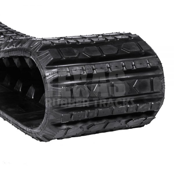 Terex R265T mtl rubber tracks