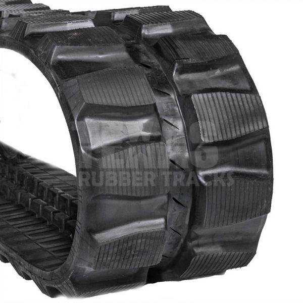 Terex rubber tracks machine model tc50