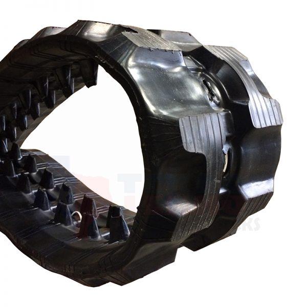 kubota kh007 rubber track 36 links