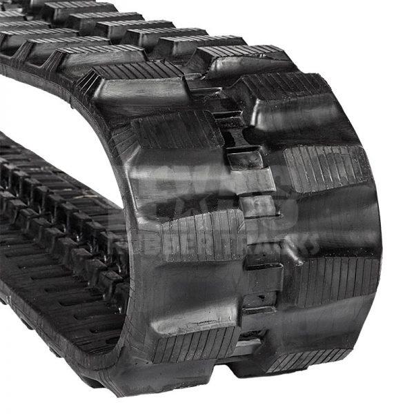 JCB 803 Plus Mini Digger Track Size: 300x52.5x84