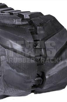 John Deere 85G Rubber Tracks