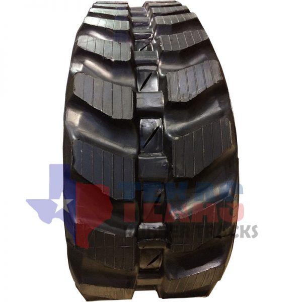Kubota k008 rubber track