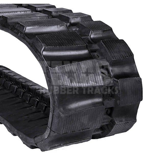 Yanmar VIO55-5B rubber tracks
