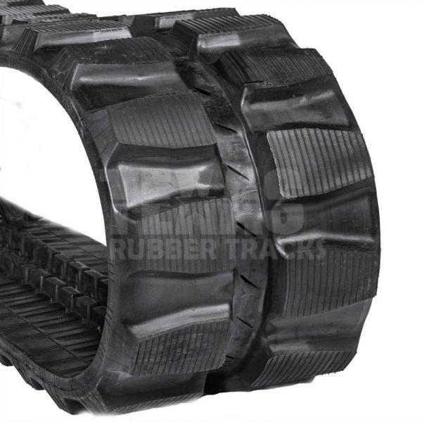 sany sy50u rubber tracks